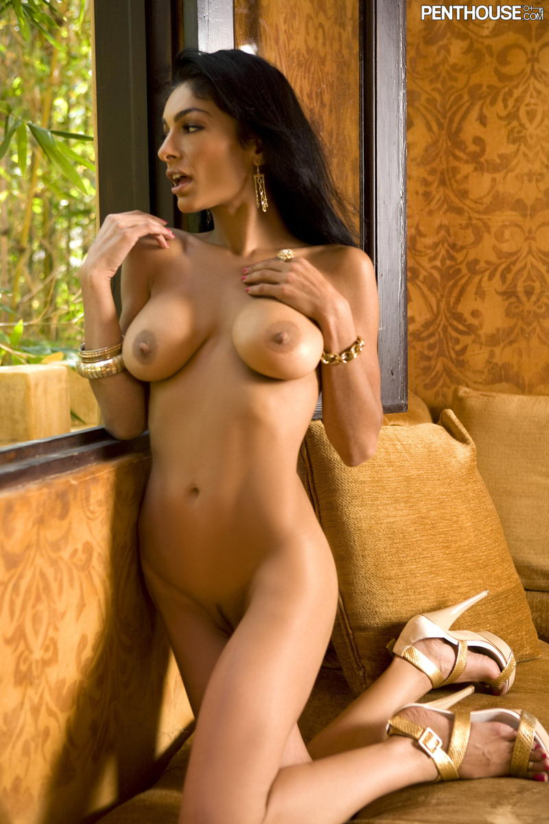 Hot sexy naked cowgirl